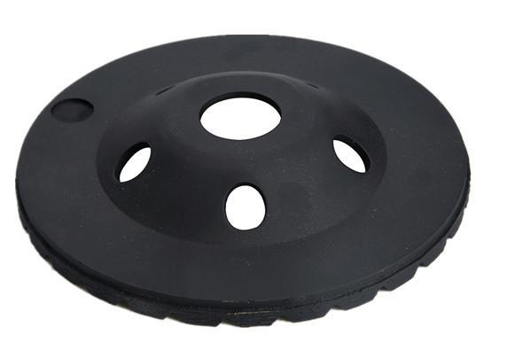 Straight Turbo Cup Wheel 4