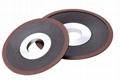 12A2 Bakelite diamond grinding wheel 3
