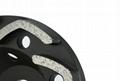 L segmented diamond cup wheels