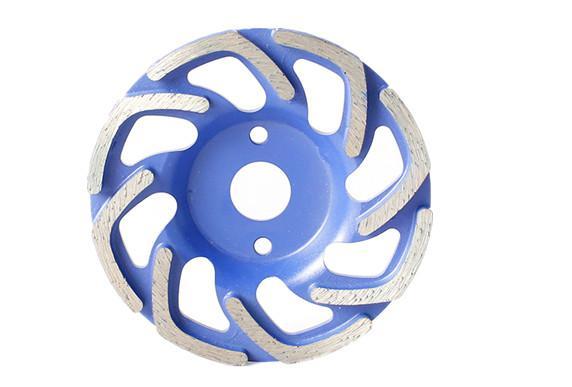 L segmented diamond cup wheels 4