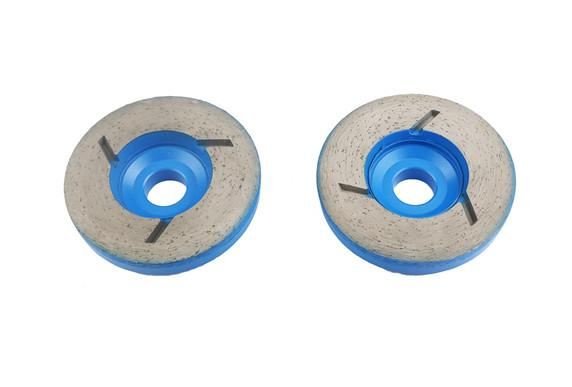 Snail lock diamond wheels 3