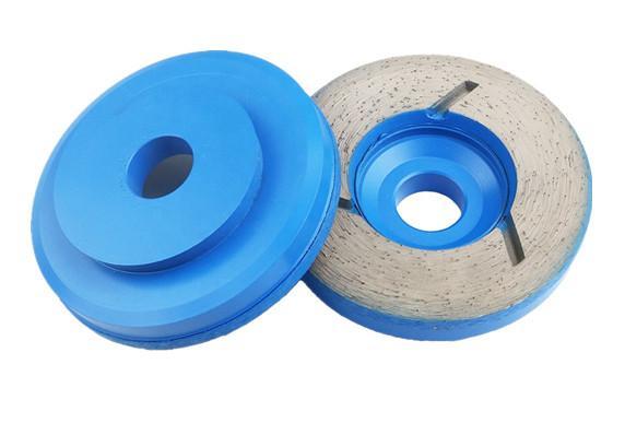 Snail lock diamond wheels 4