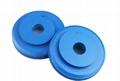 Snail lock diamond wheels 5