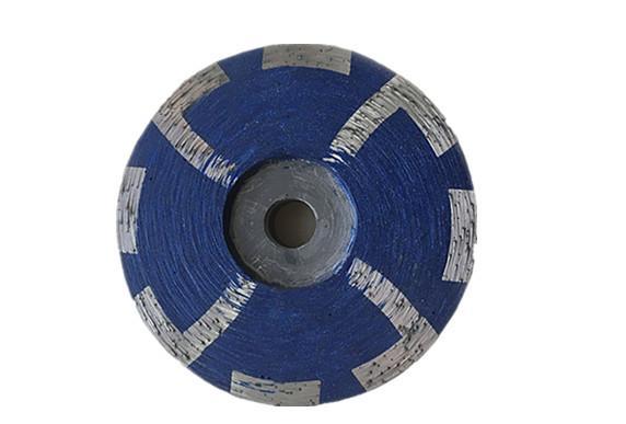 Resin filled diamond wheel 4