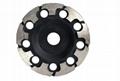 T Segmented Diamond Cup Wheels