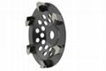 Arrow segmented  diamond cup wheels 2
