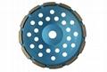Single Row Grinding Cup Wheel