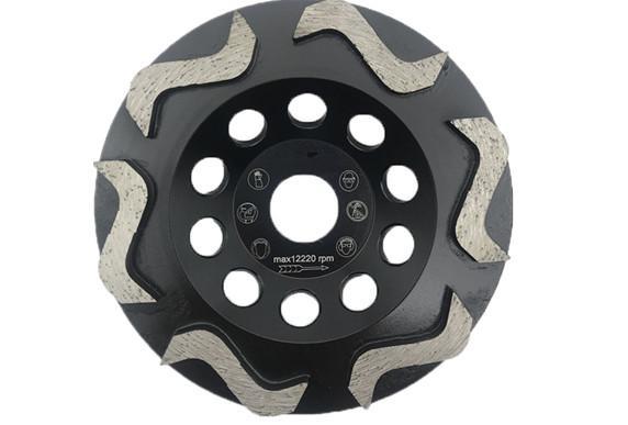 S segmented diamond cup wheels 1