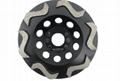 S segmented diamond cup wheels
