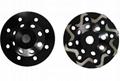 S segmented diamond cup wheels 2