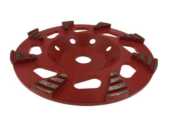 Fan Segmented diamond cup wheels 2