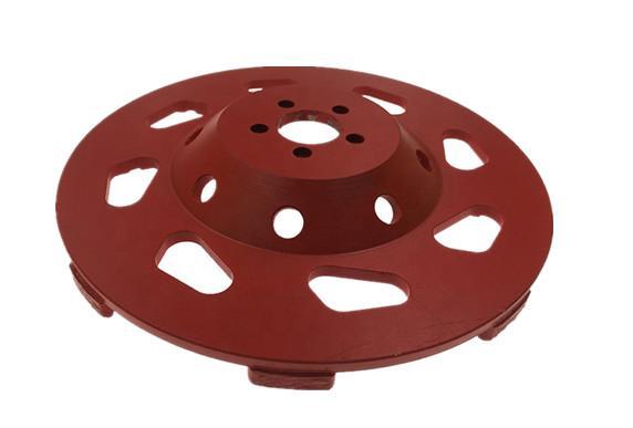 Fan Segmented diamond cup wheels 4