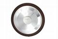 12V9 45 Degree diamond grinding wheels