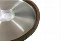 4 A2 Diamond grinding wheel with two diamond layers
