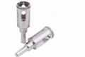 EP diamond core drill bits with round