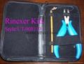 rinexer kits (professional fusion hair clamp)
