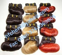 afro-B human hair extension