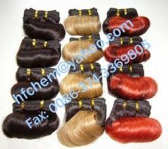 afro-B human hair extens