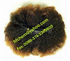 afro wvg human hair extension