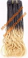 MITW human hair extensions