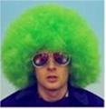 festival wig