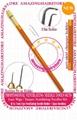 Ventilating Needle+Holder Make Lace Wigs Toupee
