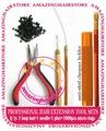 Hair Extensions Plier Micro Link Metal Looping Tool Kit