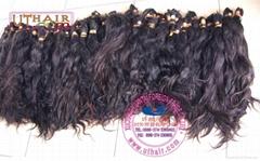 virgin,remy human hair ponytails,single drawn hair,wig,clip,prebonded human hair