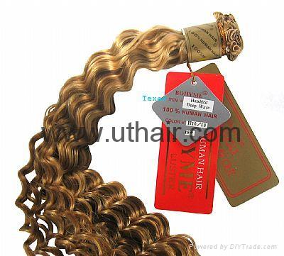 Virgin Hair Ponytails Remy Hair Single Drawn Hair Double
