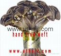 hand tied hair extension