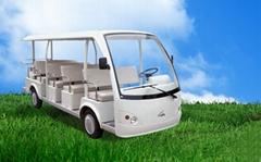 LQY150十五座电动游览车