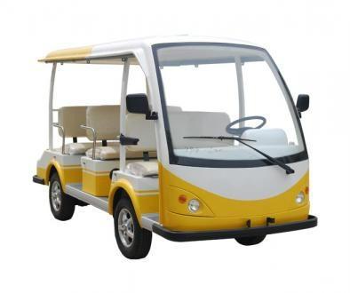 LQY081A電動觀光車 1