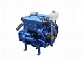 27HP INBOARD MARINE DIESEL ENGINE with