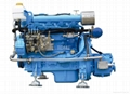 58Hp Inboard Marine Diesel Engine for Boat 1