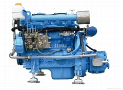 58Hp Inboard Marine Diesel Engine for Boat