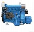 46Hp  YACHT Marine Diesel Engine with