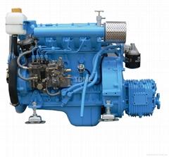 46Hp  YACHT Marine Diesel Engine with NEW CE