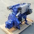 46Hp  YACHT Marine Diesel Engine with NEW CE 2