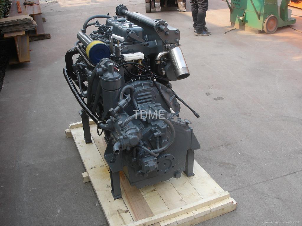 FISHING BOAT DIESEL ENGINE 2