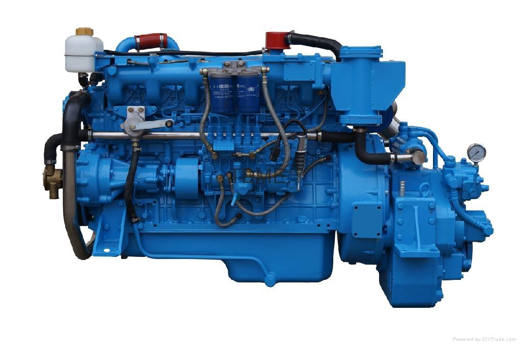 200Hp Inboard Marine Diesel Engine for boat 1