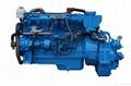200Hp Inboard Marine Diesel Engine for