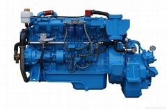High Performance 200Hp Inboard Marine Diesel Engine