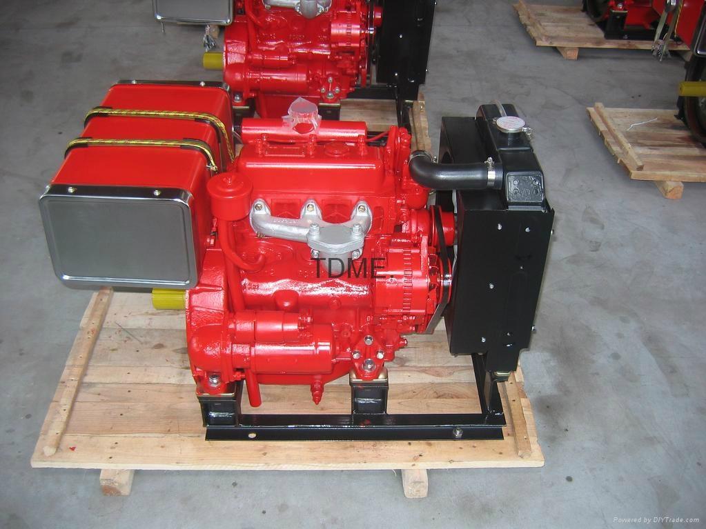 UL Listed Fire Pump Diesel Engine (UL listed) 1