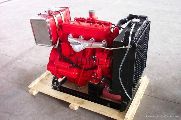 UL Listed Fire Pump Diesel Engine (UL listed) 2