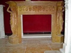 曲陽黃壁爐