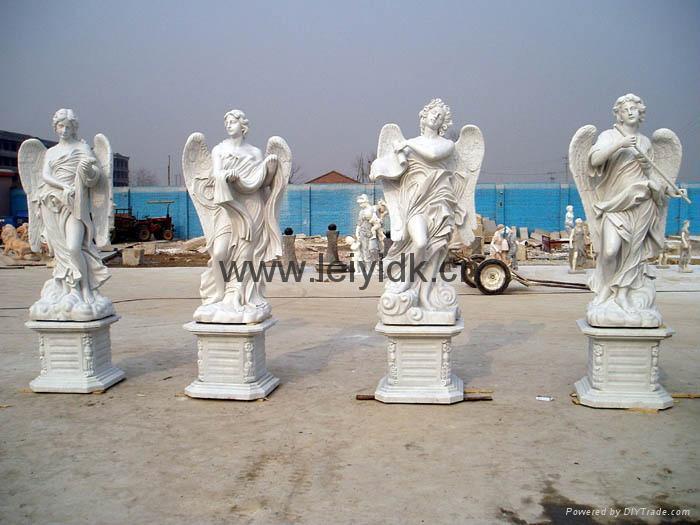 大理石人物雕塑 2