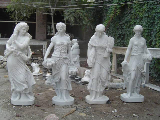 西方雕刻大卫 2