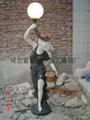 西方雕刻大卫 4