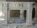 壁爐、石雕工藝品、雕塑
