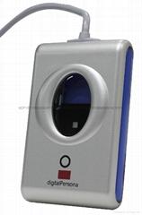 中控指纹采集仪URU4000B  中控指纹采集器